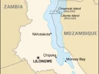 Kaart van Malawi