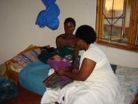 In de kraamkliniek is ruimte voor optimale zorg voor moeder en kind