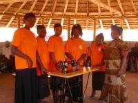 Maximaal 5 jonge vrouwen tegelijk worden opgeleid