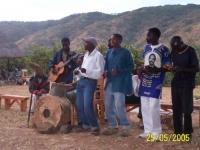 The Travellers zijn wereldberoemd in Luviri
