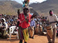 Vimbuza festival