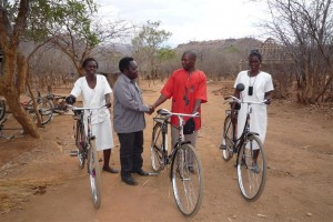 Bicycles for Health Workers