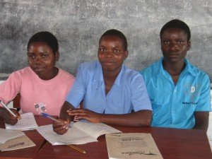 Young persons at Mwazisi