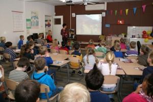 Presentatie basisschool