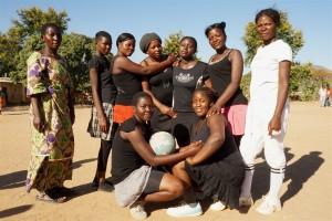 bekerwinnars netbal Bolero Girls (Large)